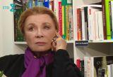 Интервью Аллы Демидовой в Екатеринбурге