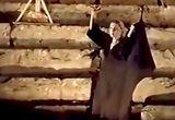 Алла Демидова в моноспектакле «Tristia»